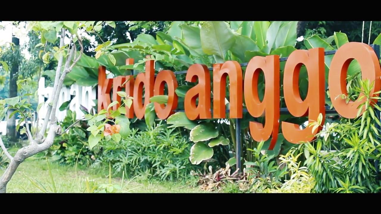 Taman Krido Anggo Sragen Youtube Wisata Sukowati Kab