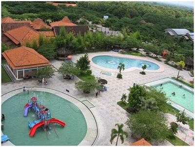 Tempat Wisata Sragen Wajib Kunjungi Air Panas Bayanan Taman Sukowati