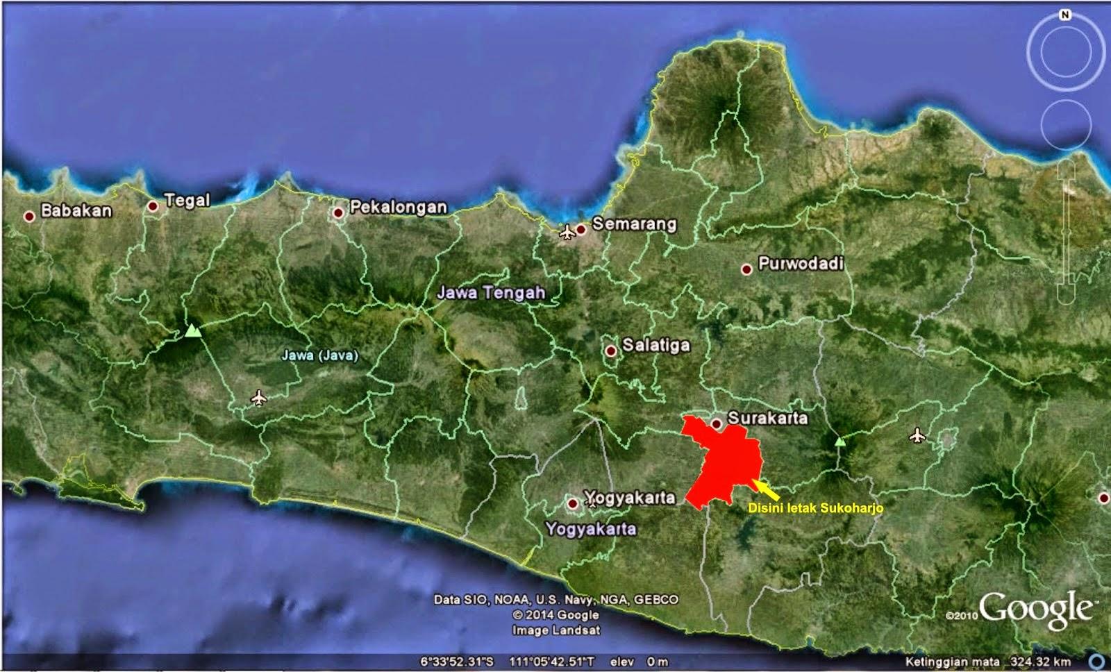 Potensi Wisata Kabupaten Sukoharjo Pungky23 Sektor Pertanian Industri Mengandalkan Kurang