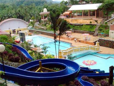 Potensi Wisata Sukoharjo Pandawa Water World Termasuk Tempat Satu Satunya