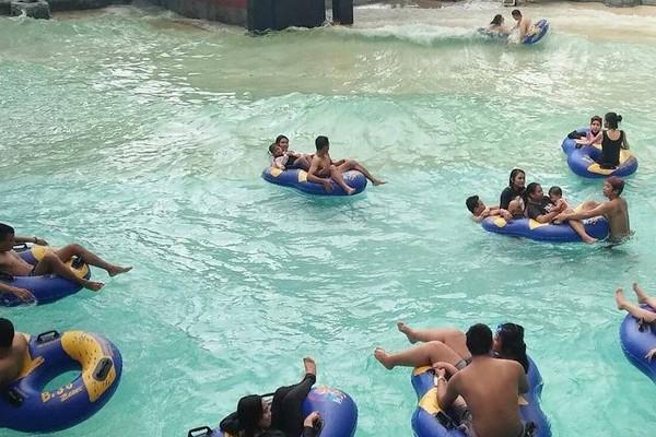 4 Waterpark Terbesar Jawa Tengah Wajib Dikunjungi Kora Kab Sukoharjo