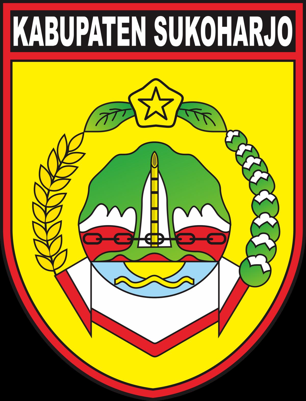 Kabupaten Sukoharjo Wikipedia Bahasa Indonesia Ensiklopedia Bebas Kora Kab