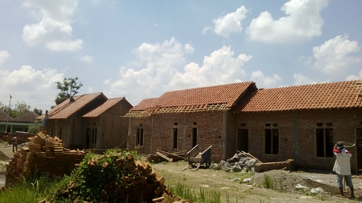 Paloma Citra Nguter Sukoharjo Jawa Tengah Rumah Kora Kab