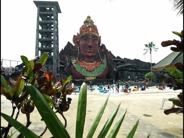 Pandawa Water World Kab Sukoharjo Travelerbase Traveling Tips Solobaru Grogol