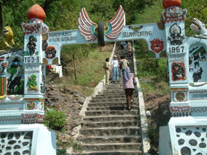Wisata Sukoharjo Rizkypurnama23 Terkenal Airnya Kabupaten Terdapat Religi Salah Satu