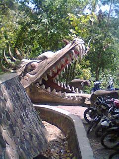 Mulyono 12 Tempat Wisata Sukoharjo Umbul Pecinan Batu Seribu Salah