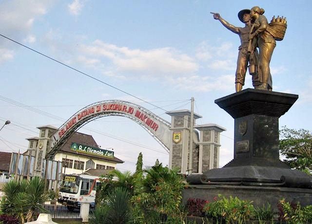 Mulyono Sekapur Sirih Sukoharjo Kabupaten Makam Ki Ageng Purwoto Sidik