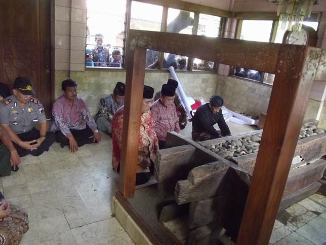 Daftar Makam Tempat Ziarah Wisata Religi Sukoharjo Gudang Ki Ageng