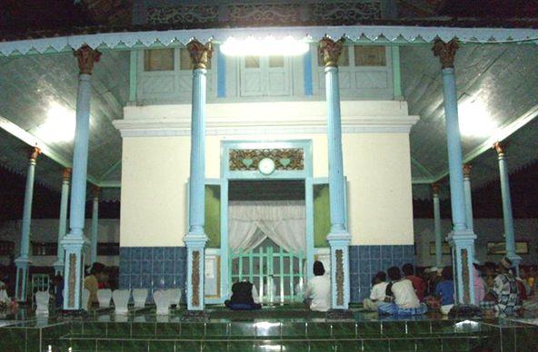 Makam Ki Ageng Sutowijoyo Kab Sukoharjo