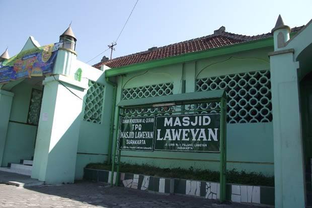 Masjid Laweyan Bukti Sejarah Islam Solo Okezone News Https Img
