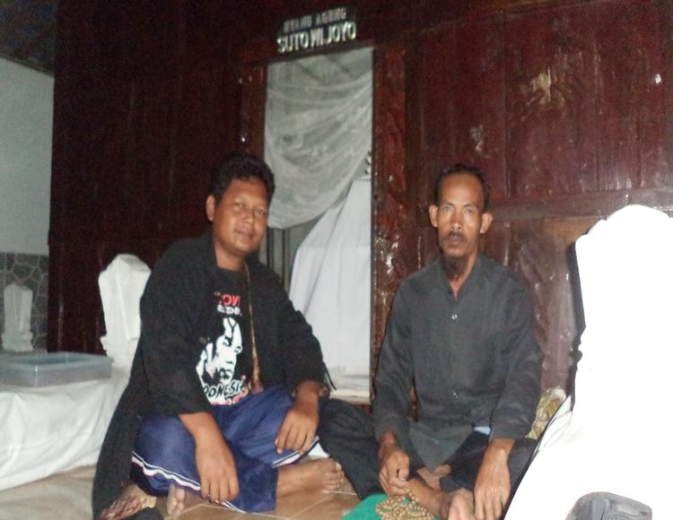 Musafir Cinta Makam Ki Ageng Sutowijoyo Rekso Jiwo Melewati Daerah