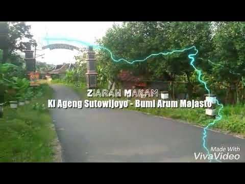 Wisata Religi Makam Ki Ageng Sutowijoyo Bumi Arum Majasto Youtube