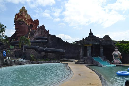 Children Pool Picture Pandawa Water World Solo Tripadvisor Kab Sukoharjo