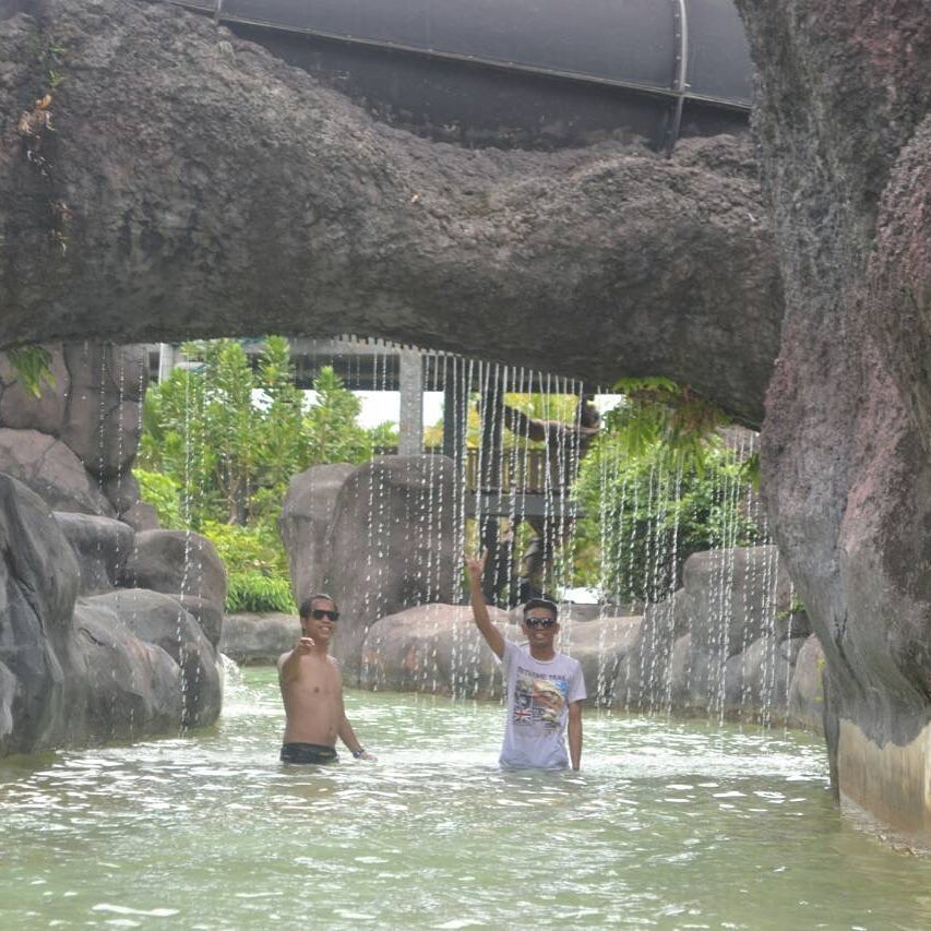 Harga Tiket Masuk Pandawa Water World Solo Juli 2018 Kolam