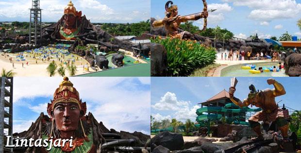 Harga Tiket Pandawa Water World Solo Terbaru 2018 Kab Sukoharjo