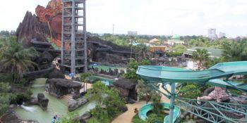 Mengenali Dunia Wayang Sambil Berenang Pandawa Water World Kab Sukoharjo