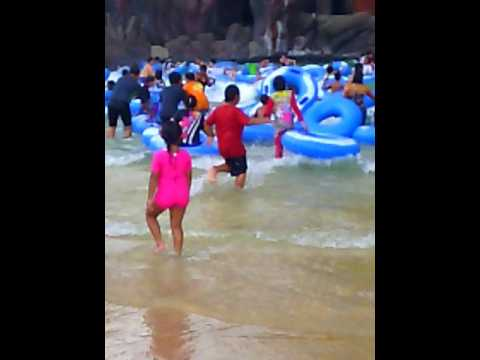 Pandawa Water Land Solo Youtube World Kab Sukoharjo