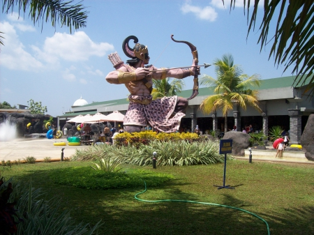 Pandawa Water Park Amusement Parks Architecture Background World Kab Sukoharjo