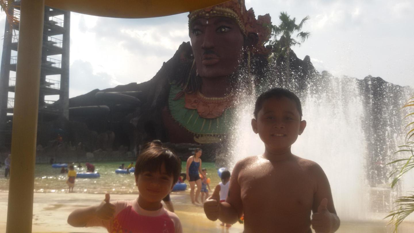Pandawa Water World Admission Ticket Captured Moments Kab Sukoharjo