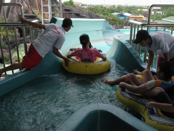 Pandawa Water World Bermain Air Bersama Halaman Kab Sukoharjo