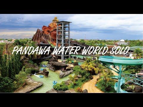 Pandawa Water World Solo Keren Menarik Kunjungi Youtube Kab Sukoharjo