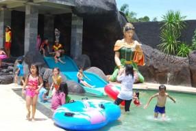 Pandawa Water World Sukoharjo Wisata Kebun Buah Sirsak Komplek Jl