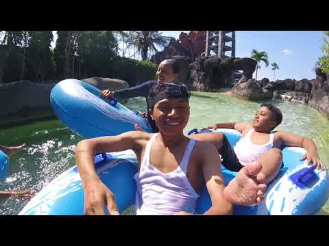 Pandawa Waterpark Solobaru Gopro Hero Session Website Gia Tri Da