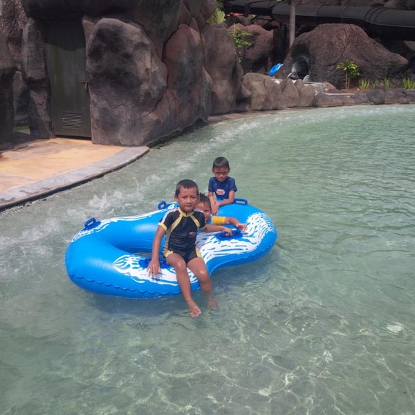 Photos Pandawa Water World Park Photo Lya 12 8 2013