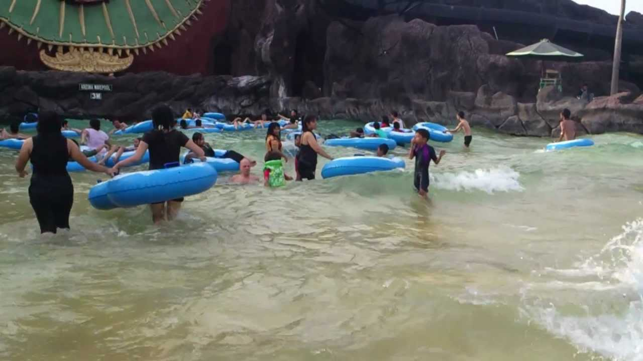 Renang Pandawa Waterworld Solo Youtube Water World Kab Sukoharjo