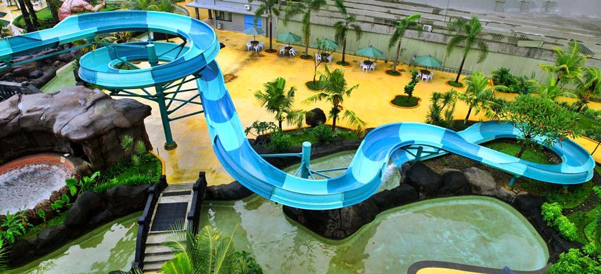 Tiket Pandawa Water World Solo 4 Wahana Populer 2018 Travels