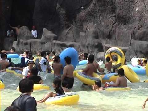 Wisata Ombak Pandawa Water World Solo Youtube Kab Sukoharjo