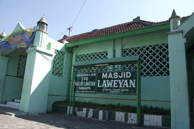 Masjid Laweyan Bukti Kejayaan Kerajaan Pajang Petilasan Kasultanan Kab Sukoharjo