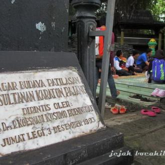 Menguak Pajang Jejak Bocahilang Petilasan Kasultanan Kab Sukoharjo