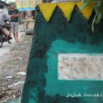 Menguak Pajang Jejak Bocahilang Tanda Pendopo Agung Petilasan Kasultanan Kab