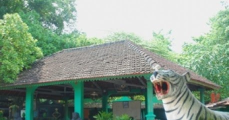 Petilasan Keraton Pajang Cagar Budaya Terlupakan Seputar Kota Solo Kasultanan