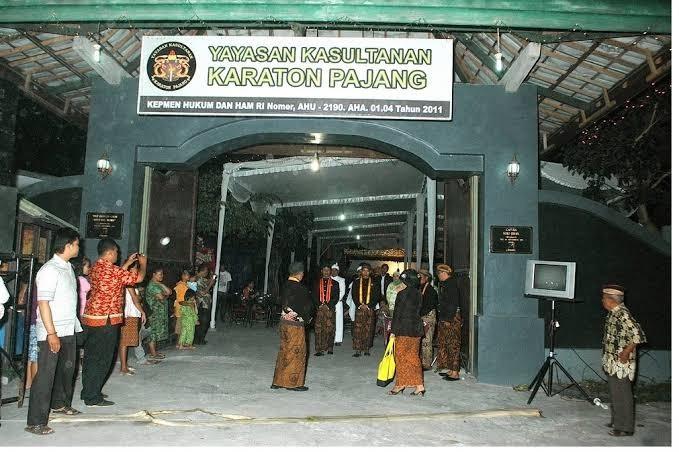 Situs Kerajaan Pajang Plukme Petilasan Kasultanan Kab Sukoharjo