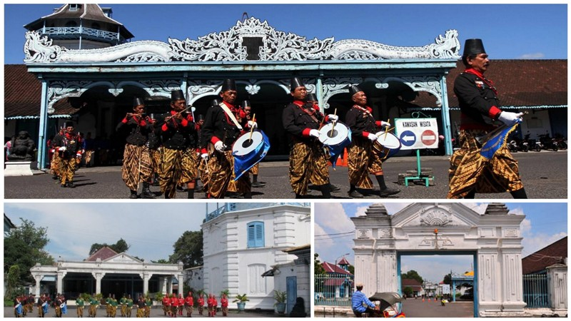 Tempat Bersejarah Solo Study Tour Klikhotel Keraton Petilasan Kasultanan Pajang
