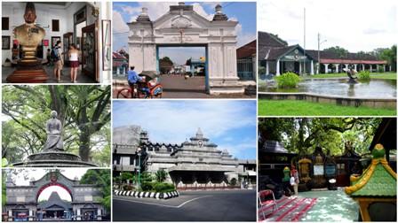 Tempat Bersejarah Solo Study Tour Klikhotel Petilasan Kasultanan Pajang Kab