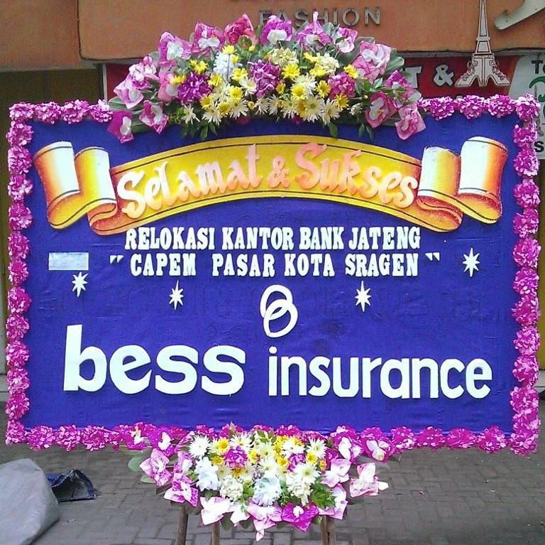 Toko Bunga Sukoharjo Jual Papan Online Murah Ucapan Bess Insurance