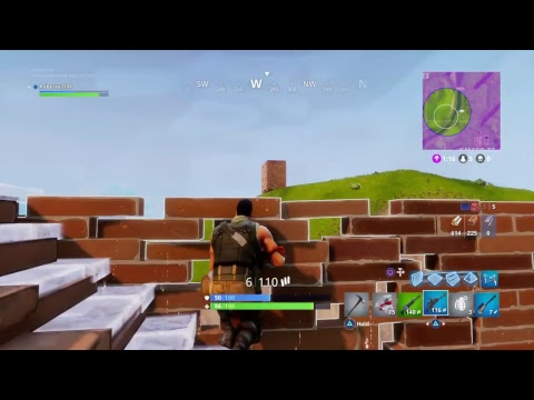 Fortnite Battle Royal Level 62 Solo Adventure Youtube Water Kab