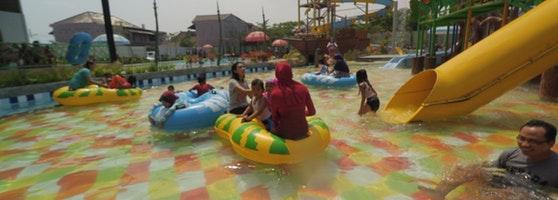 Royal Water Adventure Pool Upvote1downvote Kab Sukoharjo
