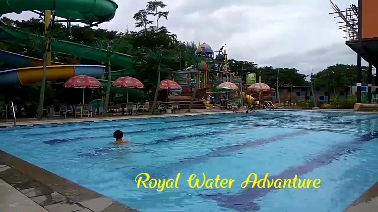 Royal Water Adventure Sukoharjo Ciblon Youtube Kab