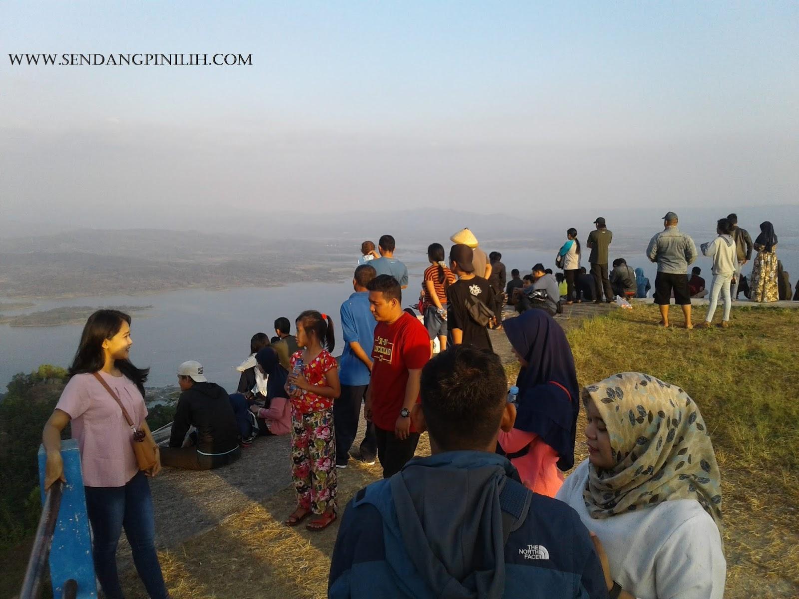 Sendang Pinilih Laporan Kunjungan Wisata Bumdes Kab Sukoharjo