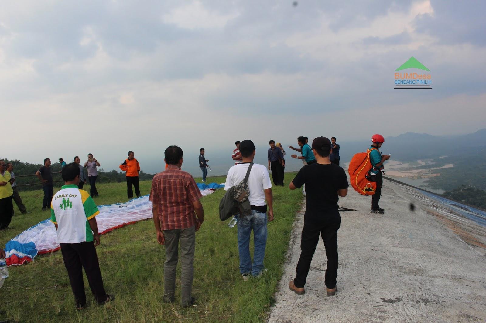 Sendang Pinilih Puncak Joglo Wisata Menarik Kab Sukoharjo