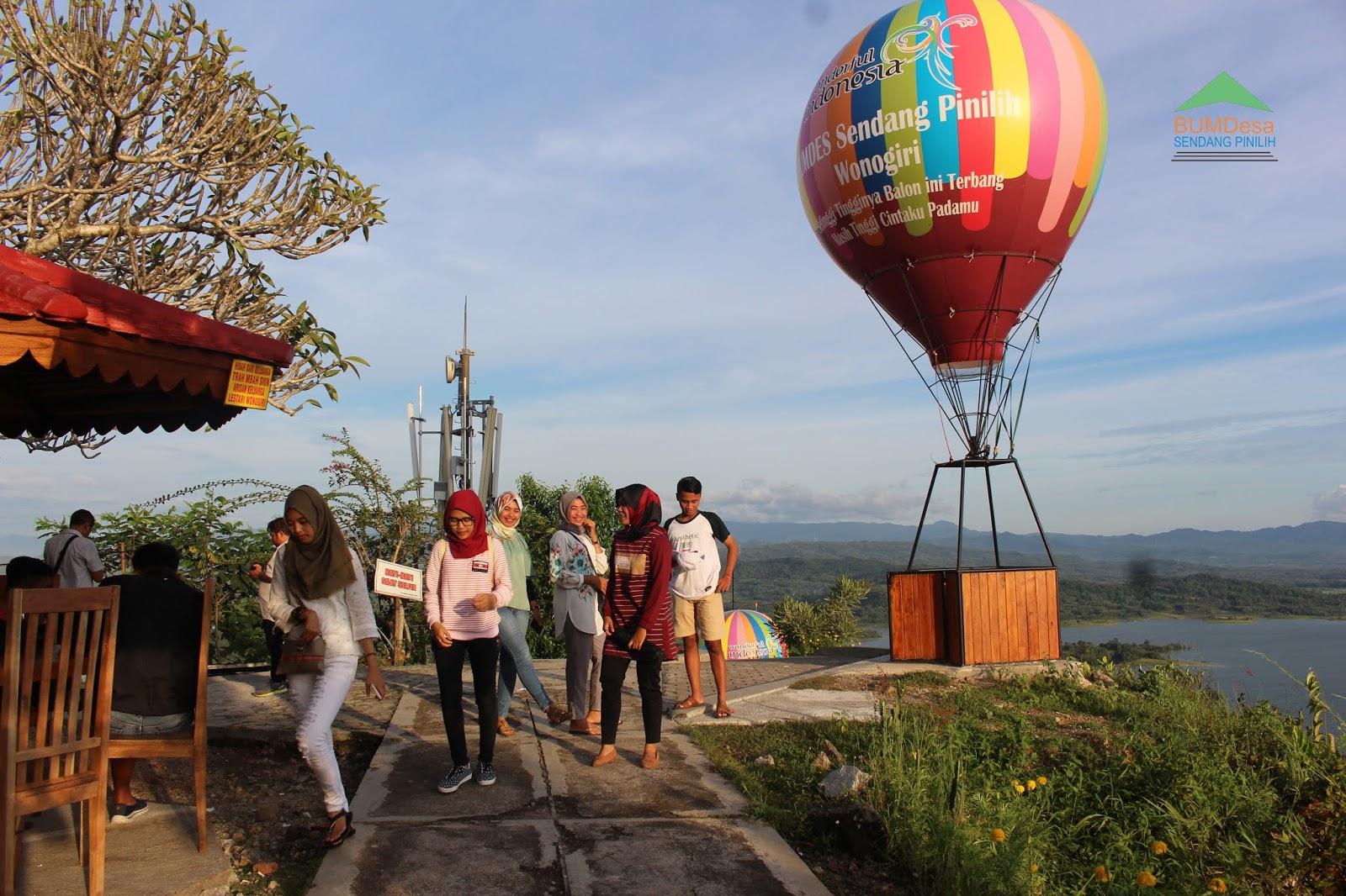 Sendang Pinilih Watu Cenik Wonogiri Tempat Wisata Menarik Kab Sukoharjo