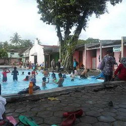 Tempat Wisata Solo Cv Ixotransport Pemandian Umbul Jolotundo Terletak Desa