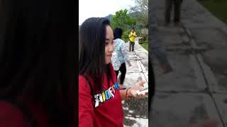 Watu Cenik Testimoni Pengunjung Sendang Pinilih Kab Sukoharjo