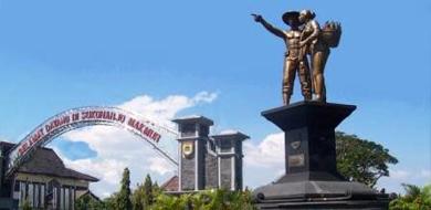 Wisata Air Kota Makmur Sukoharjo Fuadnurhasan Net Sendang Pinilih Kab