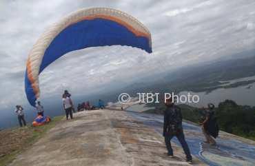 Wisata Wonogiri Desa Sendang Bakal Punya Spot Selfie Berlatar Atlet