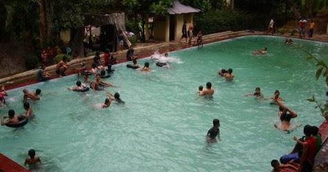 Destinasi Wisata Umbul Pecinan Batu Seribu Bulu Sukoharjo Jawa Tengah